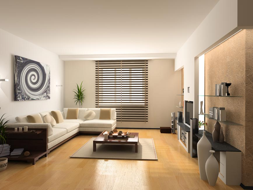 Stops in the way for finishing your house interior design (Infographic)