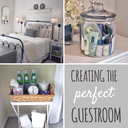 create the perfect guestroom