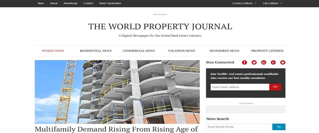 World Property Journal