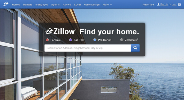 1. Zillow