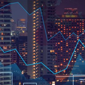 What is driving property prices?