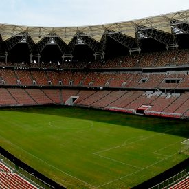The biggest football stadiums in Gulf