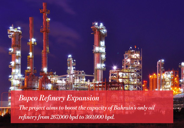 Bapco Refinery Expansion
