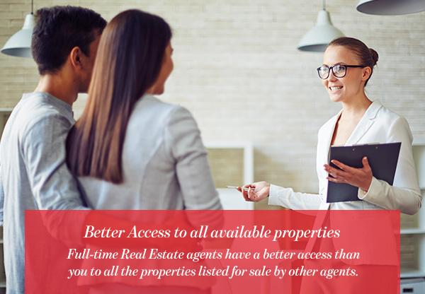 Better Access to all available properties