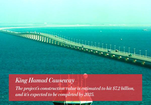 King Hamad Causeway