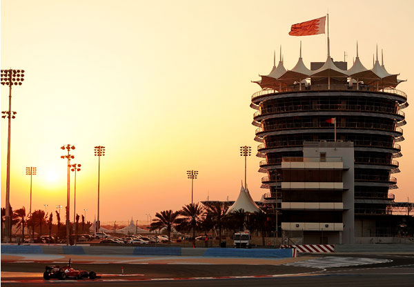 Bahrain International Karting Circuit