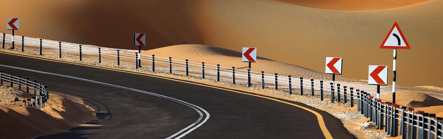 GCC road trip