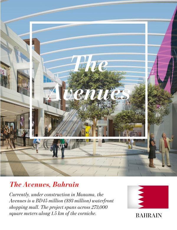 The Avenues, Bahrain