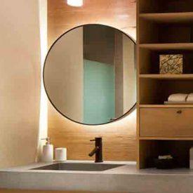 8 أفكار سهلة وبسيطة لإضافة لمسة جمالية إلى حمام الضيوف