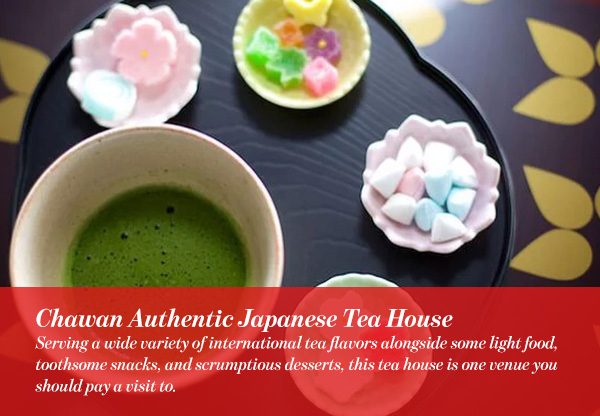 Chawan Authentic Japanese Tea House