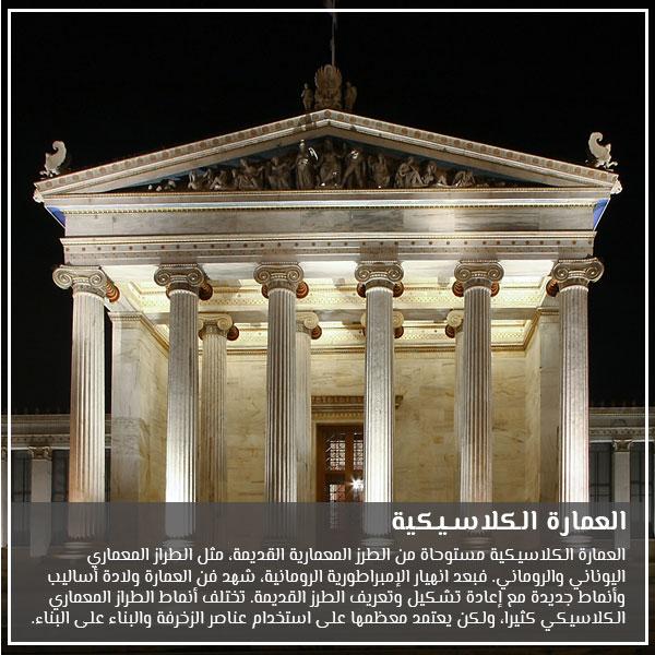 العمارة الكلاسيكية