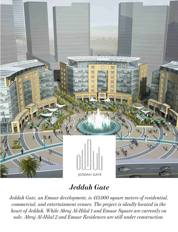 Jeddah Gate
