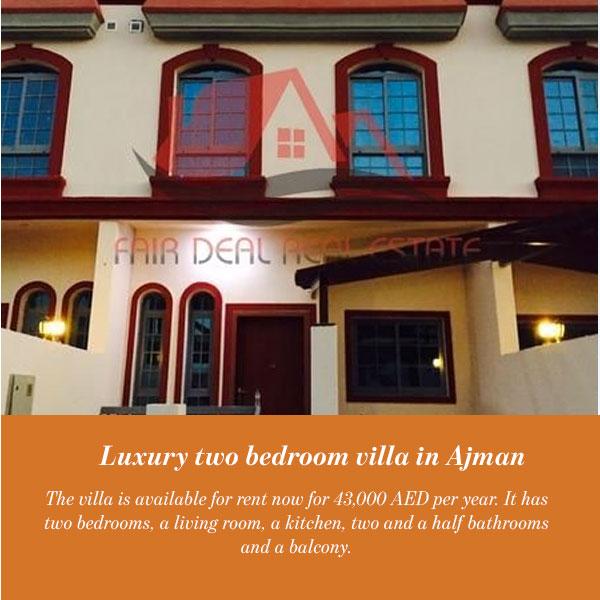 Villa in Ajman