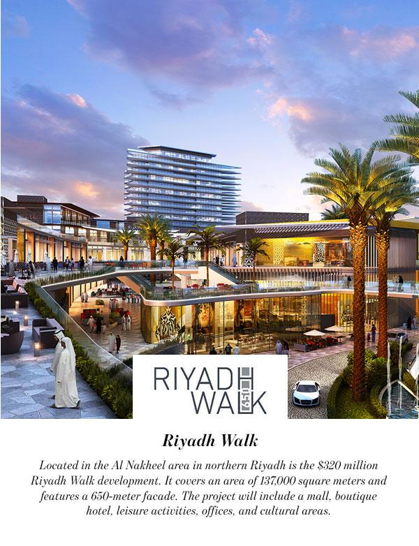 Riyadh Walk