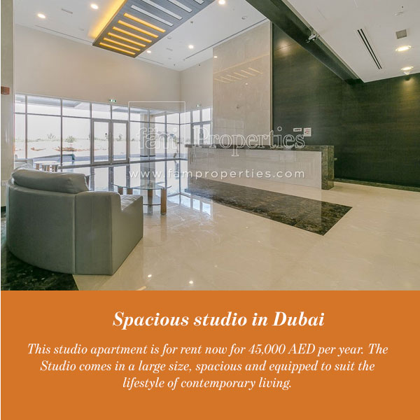Studio in Dubai