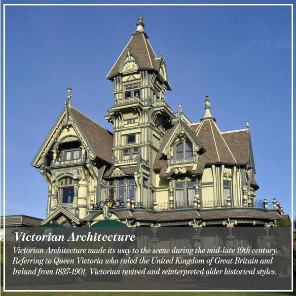 victorian architecture styles architectural history