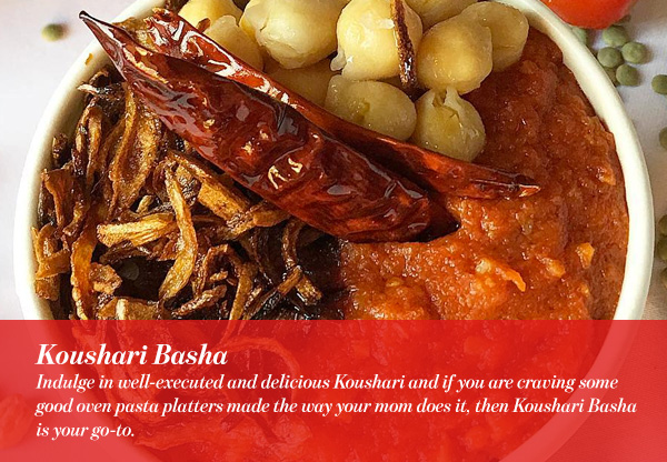 Koushari Basha