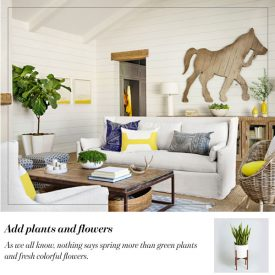 How To Decorate Your House For Spring: 8 Spring Decorating Ideas
