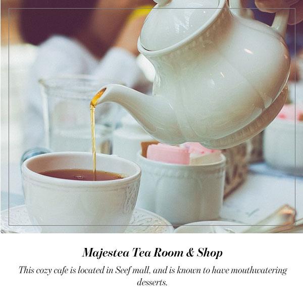 Majestea Tea Room & Shop