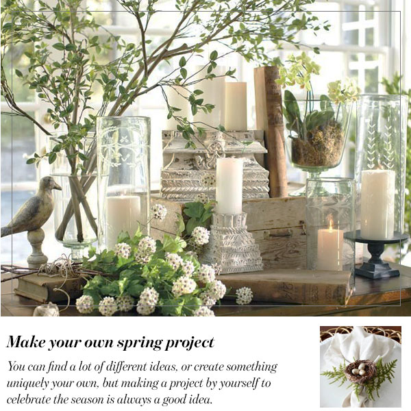 Make your own spring project