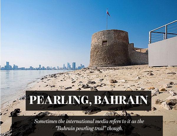 Pearling, Bahrain