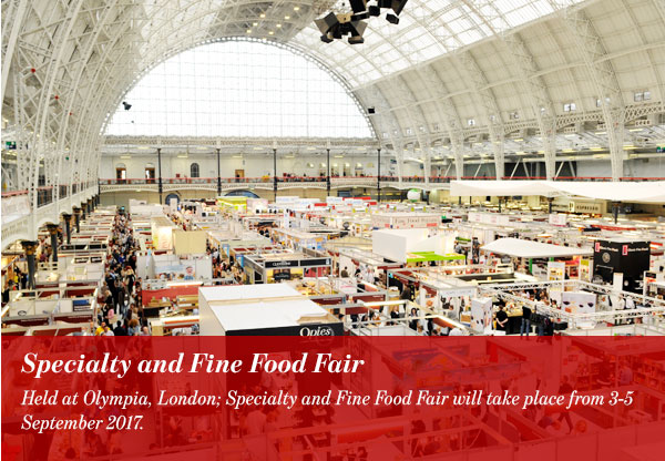 Specialty and Fine Food Fair