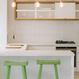 7 طرق تجعل المطبخ الصغير يبدو أكبر حجما