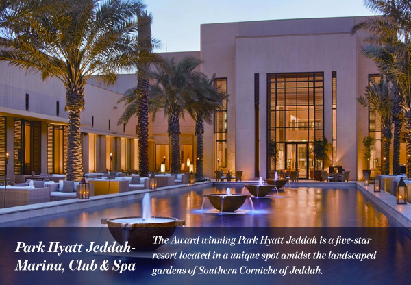 Park Hyatt Jeddah- Marina, Club and Spa