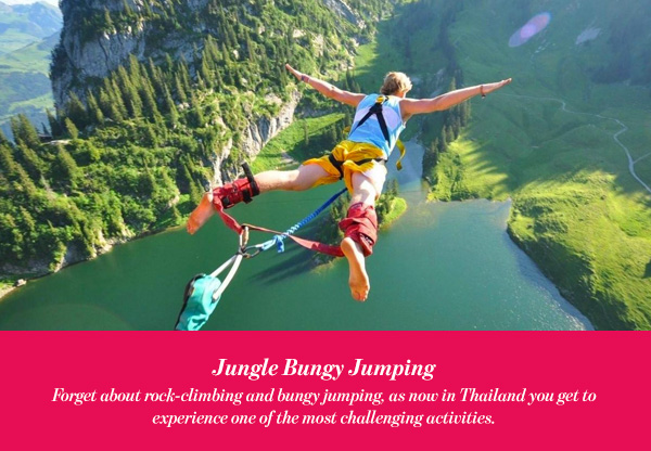 Jungle Bungy Jumping