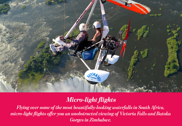 Micro-light flights