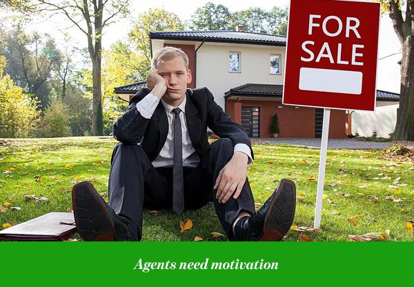 Agents need motivation