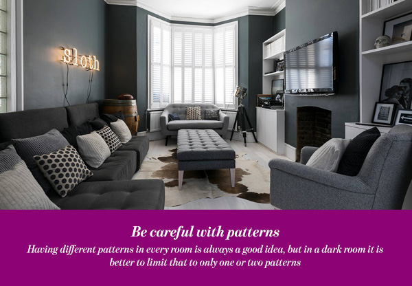 Be careful with patterns