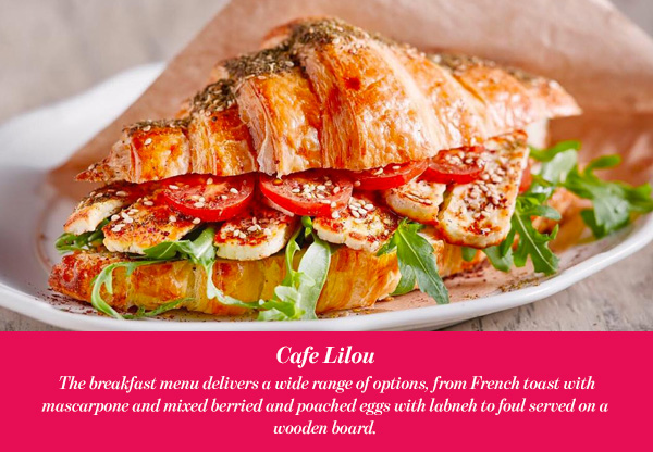 Cafe Lilou