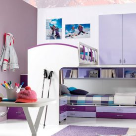 Fun And Functional Teen Bedrooms Decorating Tips