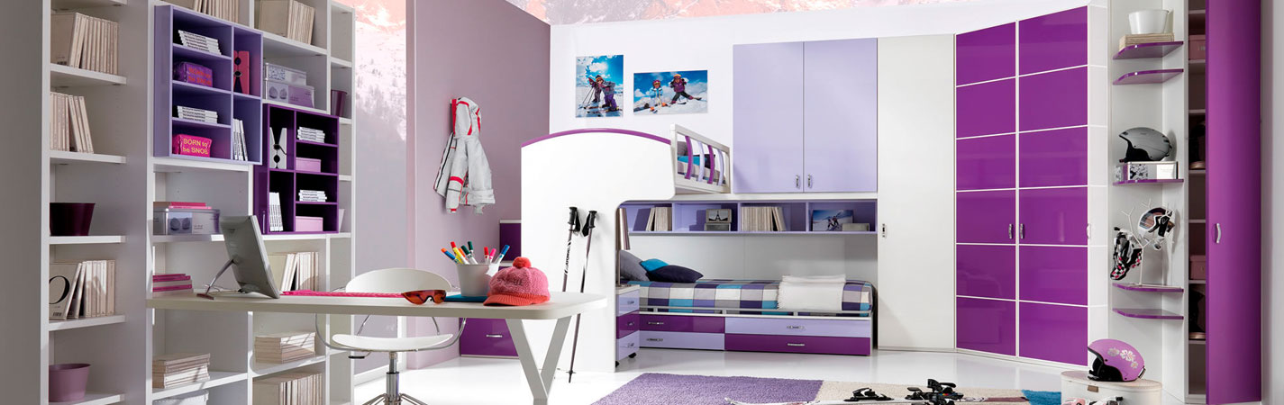 Teen Bedroom Decoration and functional teen bedrooms decorating tips