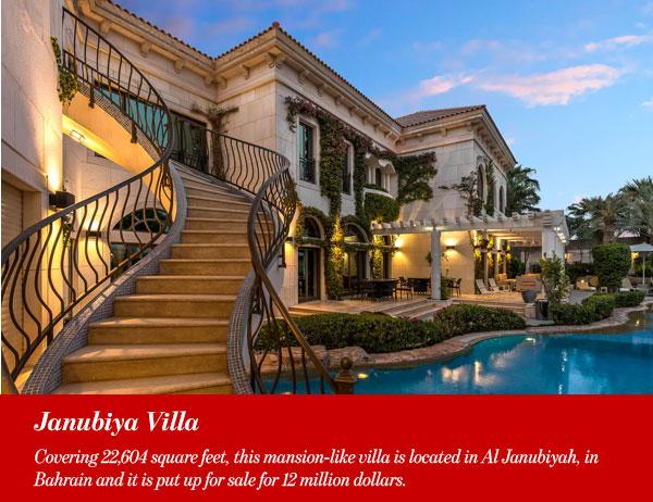 Janubiya Villa