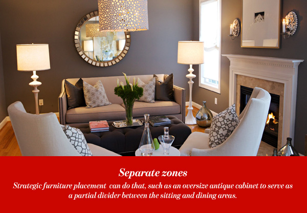 How To Create A Living Room That Accommodates The Whole Family