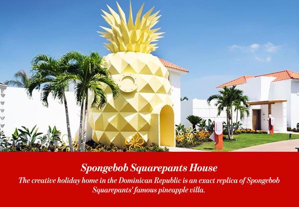 Spongebob Squarepants House