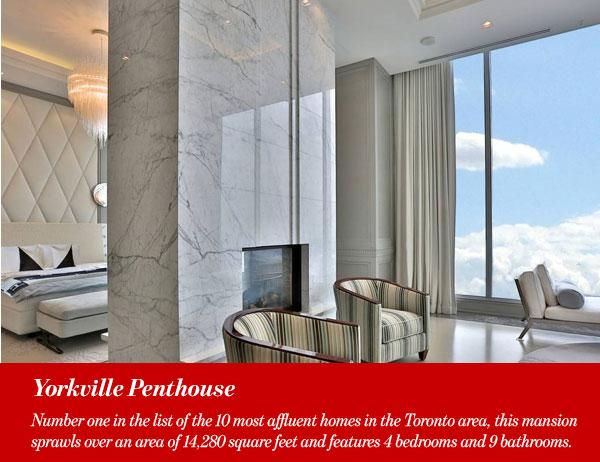 Yorkville Penthouse