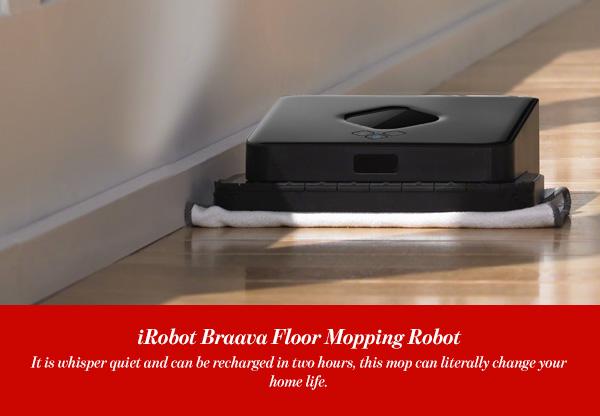 iRobot Braava Floor Mopping Robot