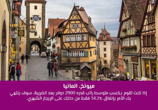 ميونخ، المانيا