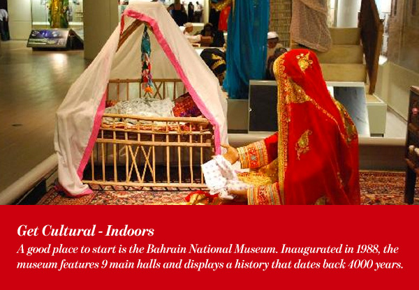 Get Cultural - Indoors