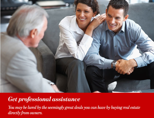 Get professional assistance