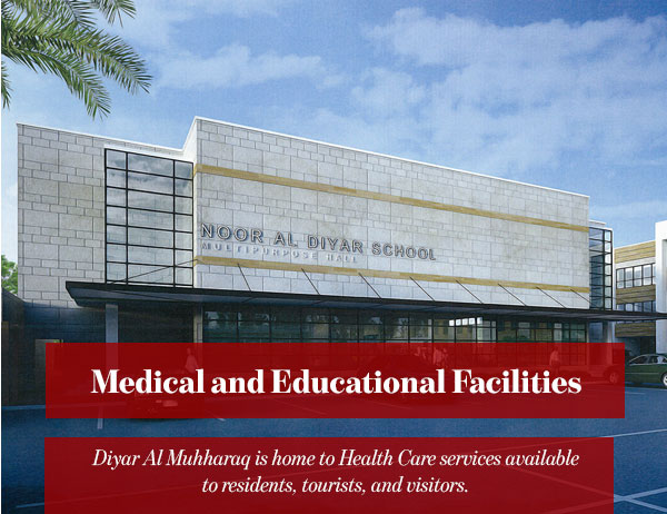 Medical and Educational Facilities