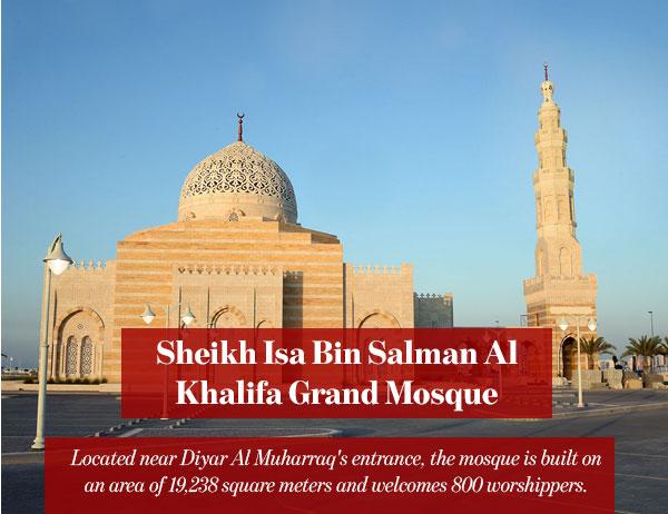 SheikhIsa Bin Salman Al Khalifa Grand Mosque