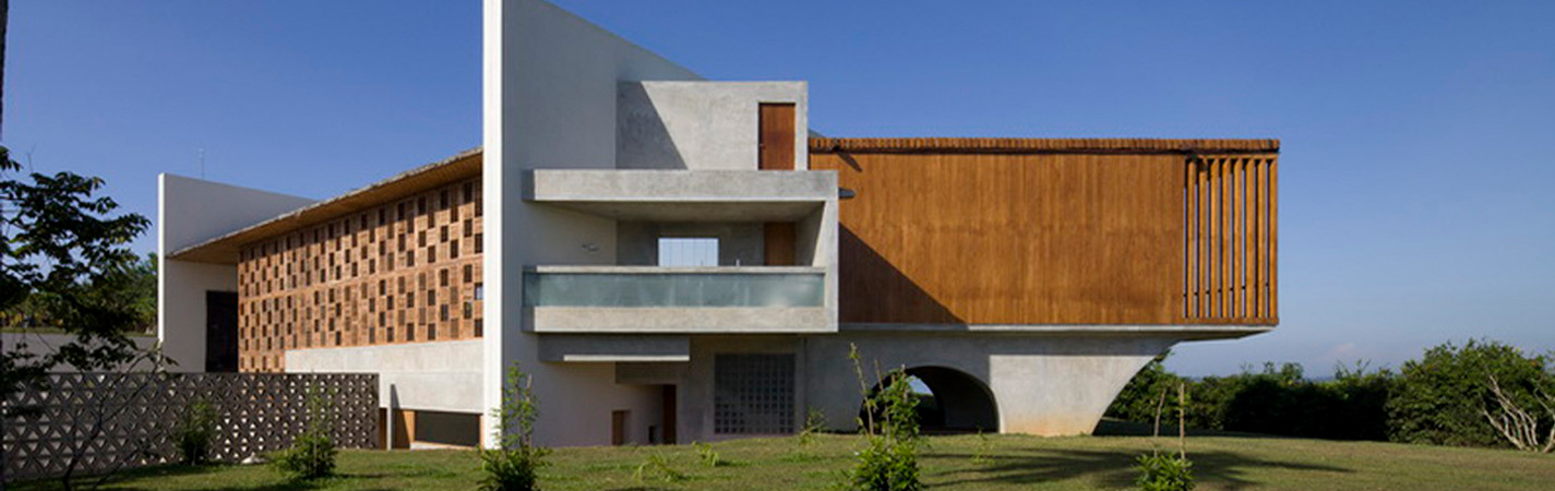 The Homes Of Famous Architects