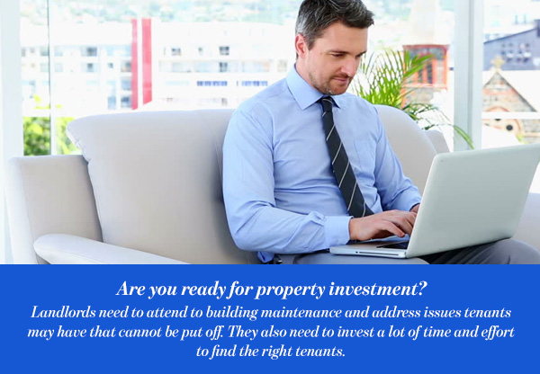Are you ready for property investment?