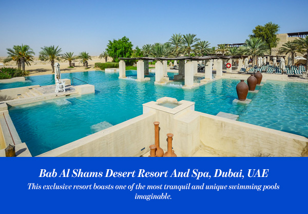 Bab Al Shams Desert Resort And Spa, Dubai, UAE