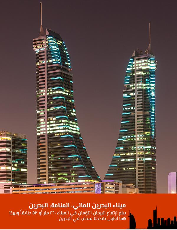ميناء البحرين المالي، المنامة، البحرين