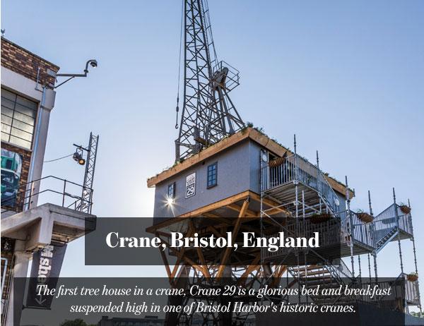 Crane, Bristol, England